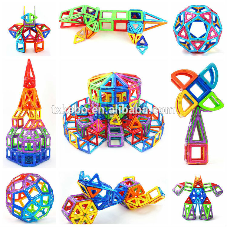 Baby Magnetic Building Gift Set