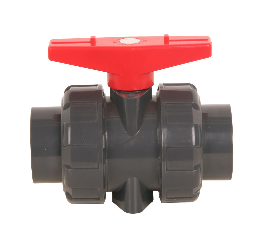 JIS Standard PVC True Union Ball Valve