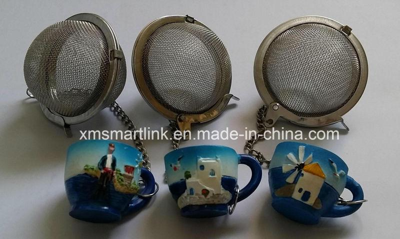 Handicraft Pets Decor Tea Ball Strainer