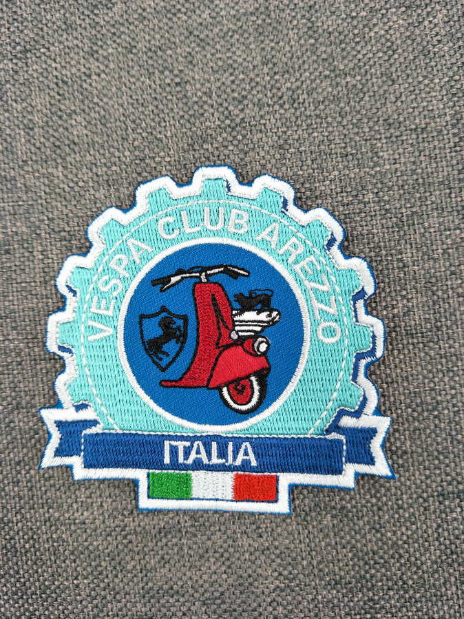 Cheap Embroidery Garment Badge