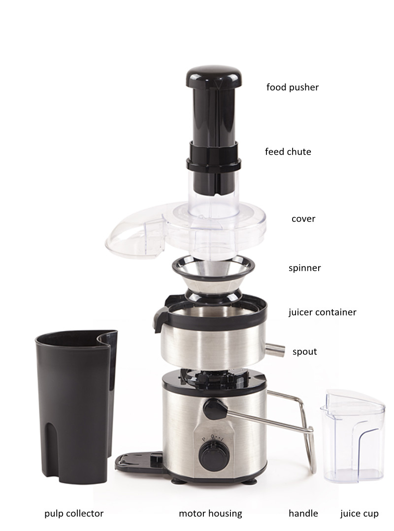 Geuwa Electric Juicer for Home Use