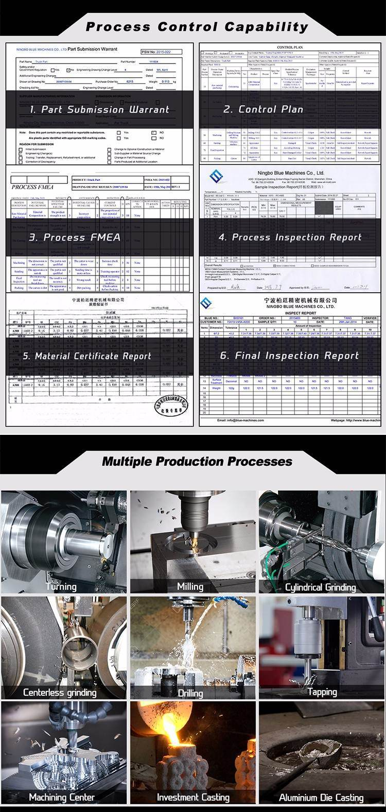 Aluminum Alloy Die Casting with Competitive Price