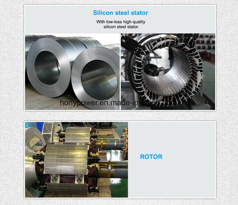 Chinese Supplier Alternator Prices 30kw 50kw 100kw Three Phase Synchronous Copy Stamford Brushless AC