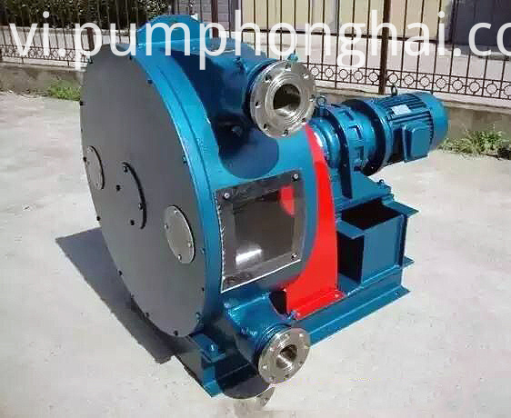 Peristaltic Pump for Mortar