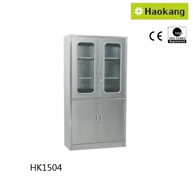 Stainless Steel Cabinet for Medicine Storage (HK1503)