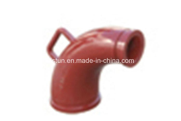 Concrete Pump Reducing Elbow