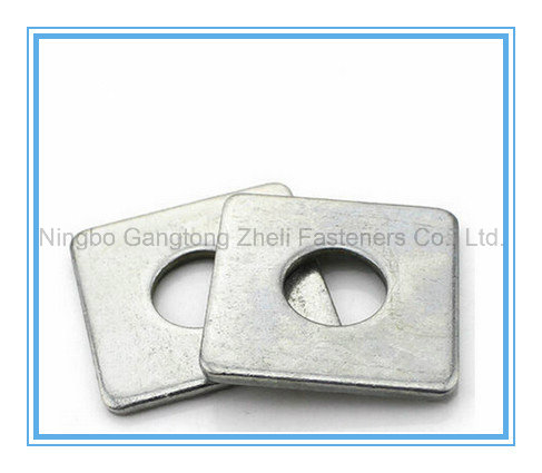 M4-M56 of Flat Gasket Nuts with Stainless Steel