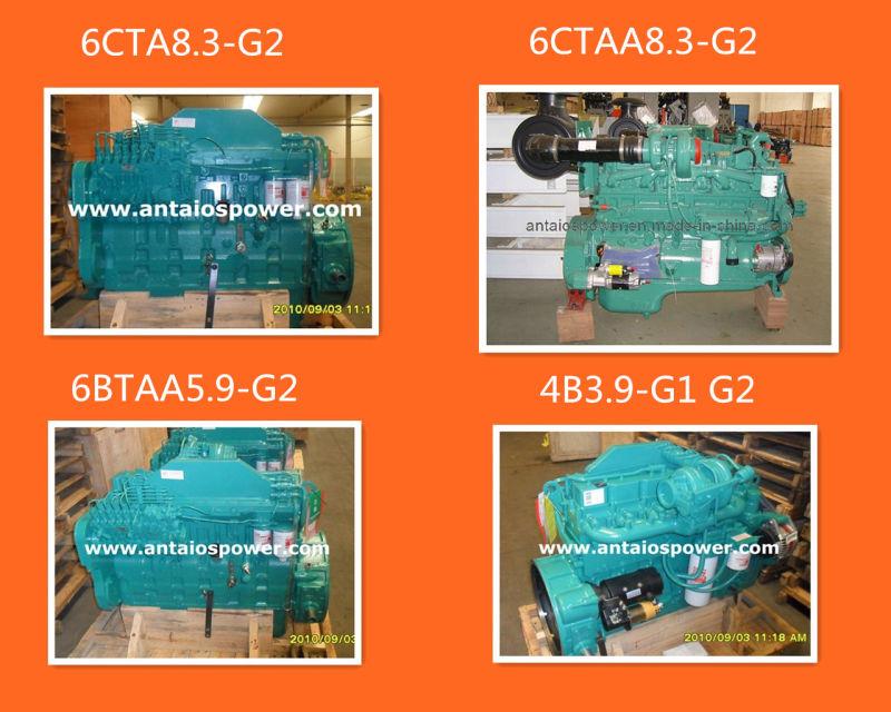 Cummins Diesel Engine (6BTAA5.9- G2)