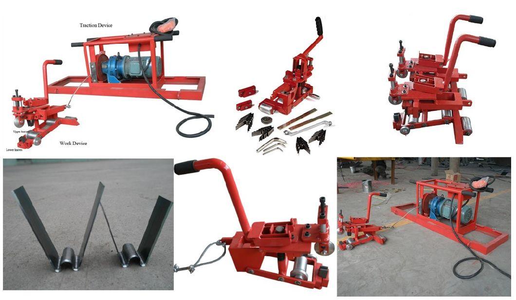Splicing Steel Cord Belts-Cord Stripper System