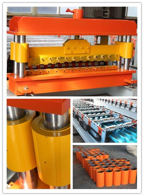 Metal Sheet Roll Forming Machine