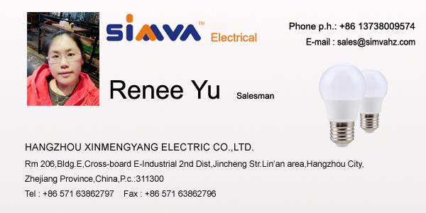 Simva CFL Bulb Energy Saving Lamp ESL PLC26W (200W Equivalent) Compact Fluorescent Lamp 2080lm 2700-6500K G24D-3/G24q-3 Ce Approved