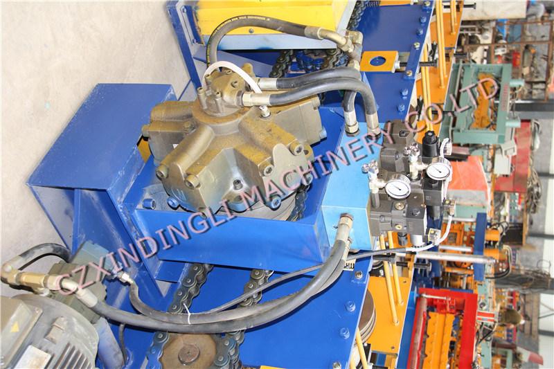 High-Quality C Purlin Roll Forming Machine
