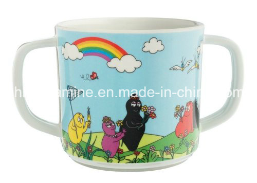 Melamine Sippy Cup with Lid (CP029)