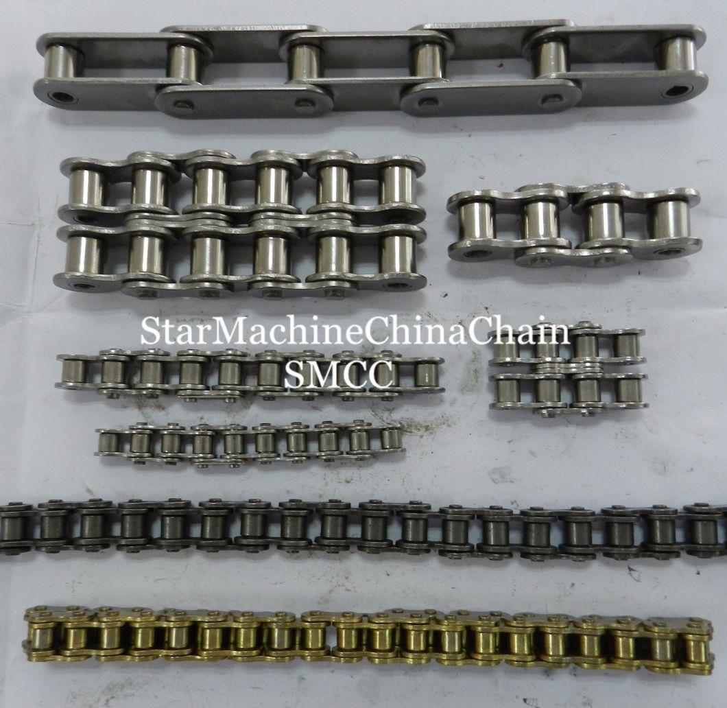 Non-Standard Double Row Overhead Roller Chain
