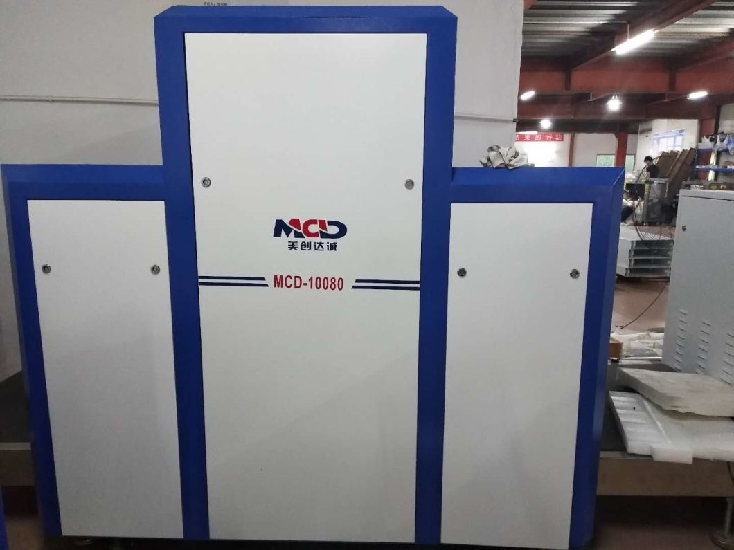 X-ray Baggage Scanner for Airport and Subway Station (MCD-10080)