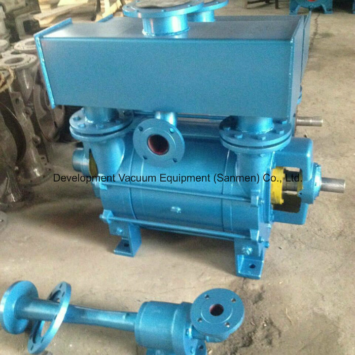 Vacuum Drying Dual Stage Water Ring Pump