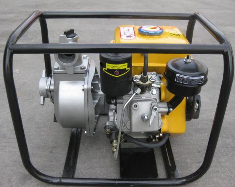 5.5HP Low Noisy Diesel Water Pump (DWP20)