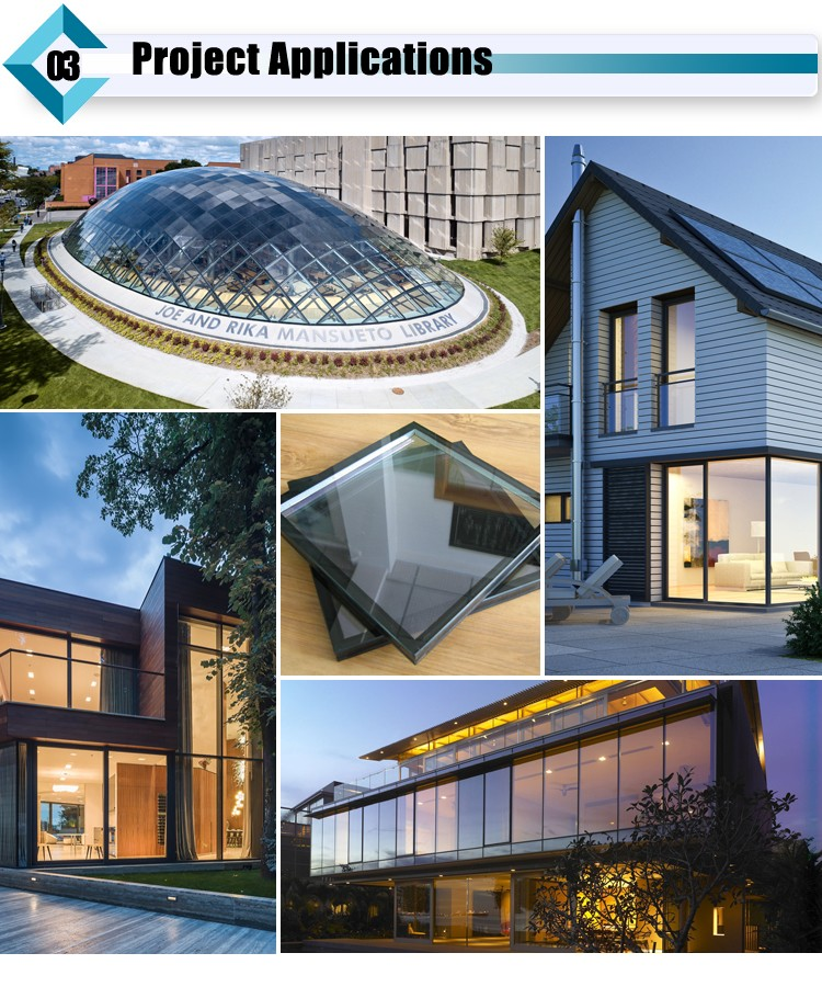 Low-E insulated glass application