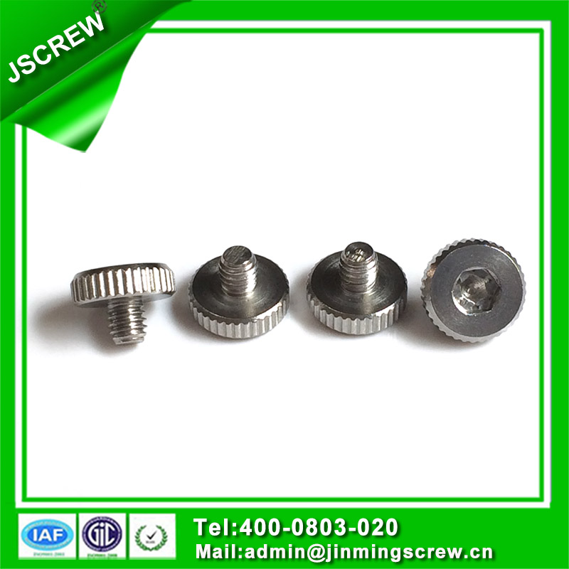 M4 Knurled Thumb Screw