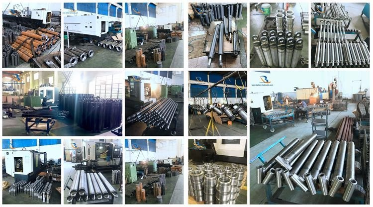 Best Quality Single Acting/Double Acting Hydraulic Cylinder Price