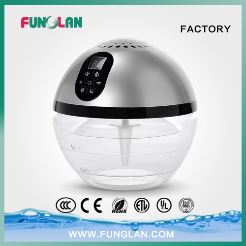 Household Water Air Purifier Kenzo Breathe Air Fresher with Ionizer