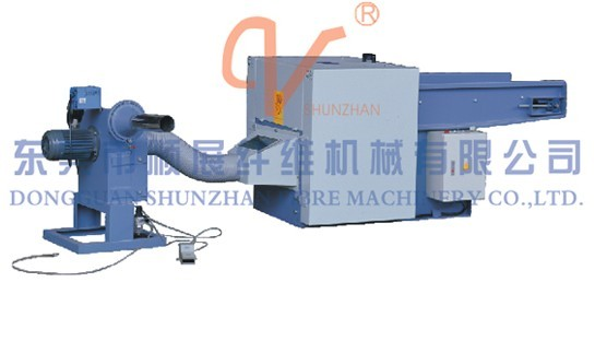 Fiber Stuffing & Carding Machine