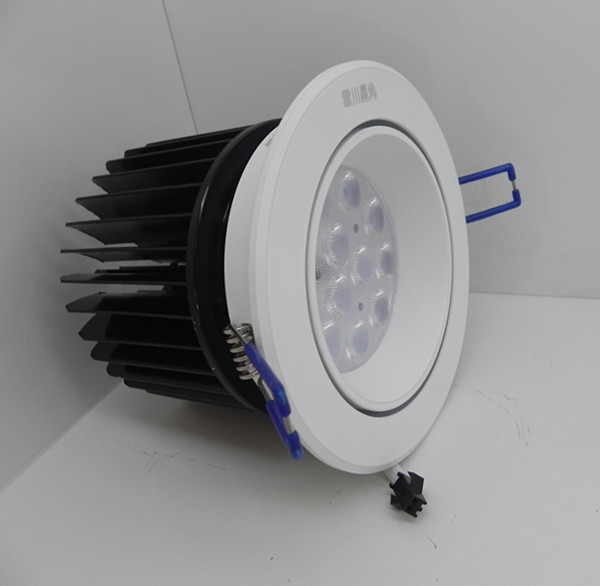 CE Approved New Design 12*3W LED Jewelry Show Window LED Ceiling Light (LC7212T)