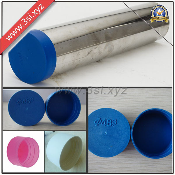 Plastic Rubber Pipe End Caps for Pipe and Tubes (YZF-83)