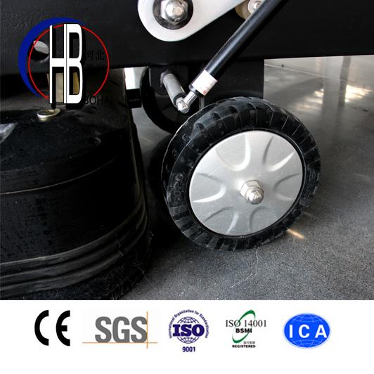 Concrete Floor Grinding Machine, Floor Grinding and Polishing Machine, Planetary Concrete Flooor Grinder