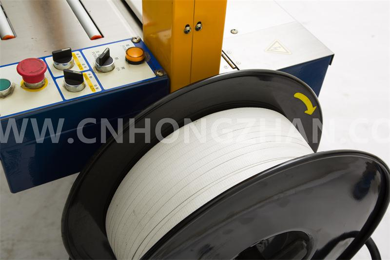 Hongzhan Ast900 Automatic Strapping Machine for Carton