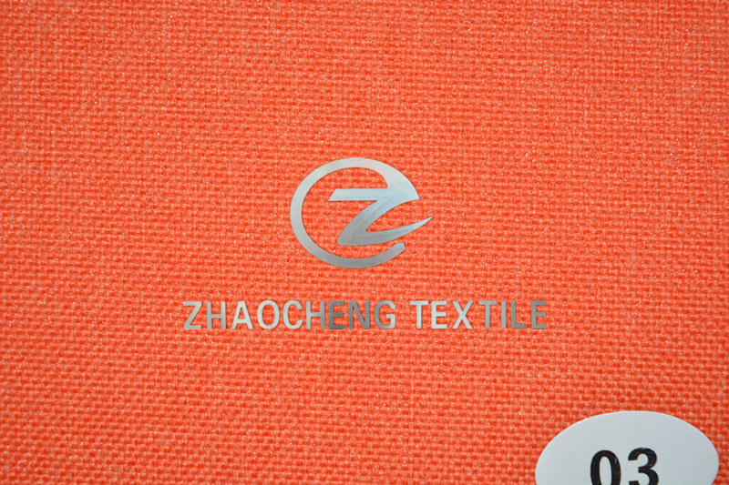 Cationic Oxford Cloth with PU Coated for Bags and Tent Use