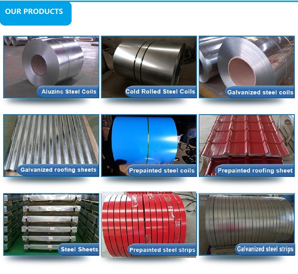 Emparted to Indonesia Ukraine Turkey PPGI PPGL Prepainted Galvanized Steel Sheet Steel Plate