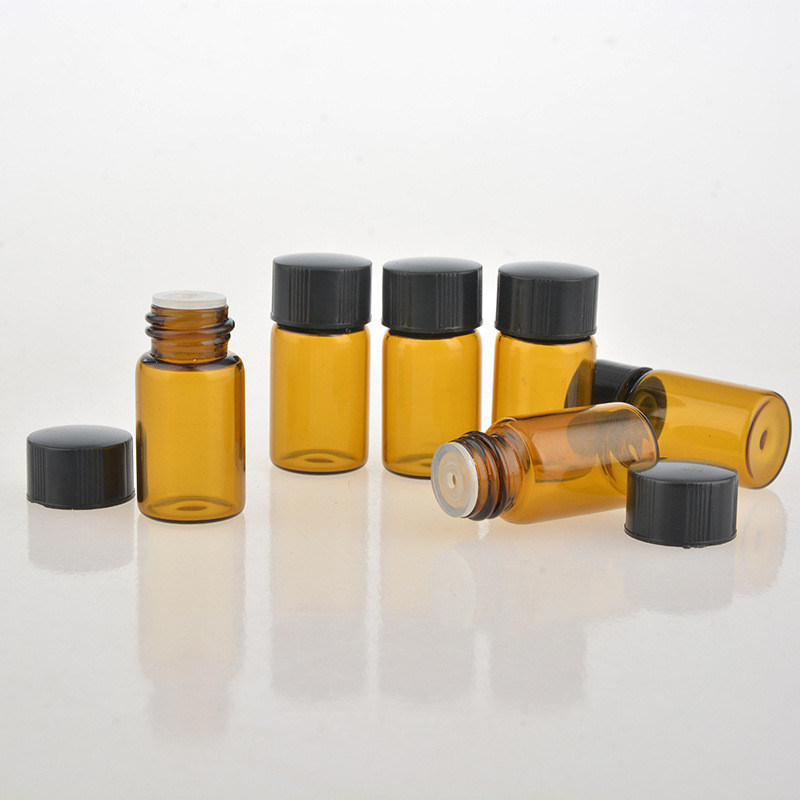 Small Medicine Glass Bottle (NBG16)