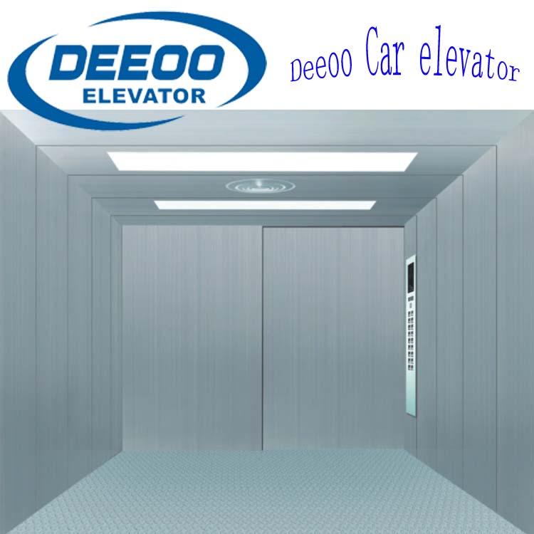 2ton 3ton 5ton Safe Service Car Elevator