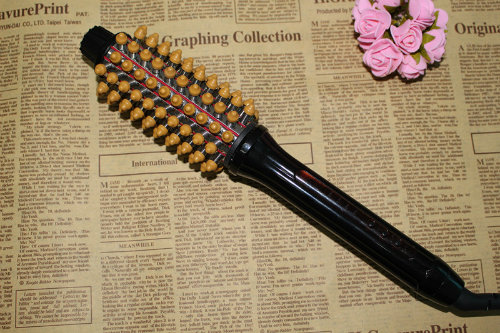 Electric Hair Curlers Brush