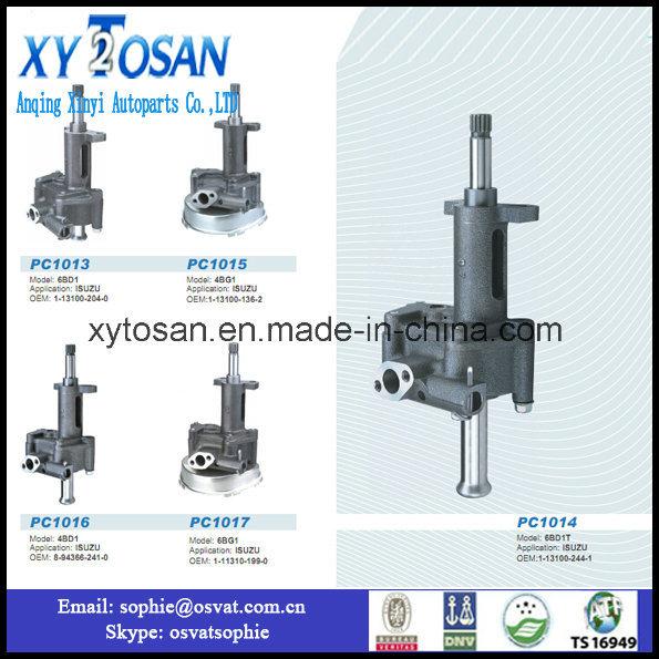 Oil Pump for V. W. Cabrio/A6 Avant/ Wagon OEM 111115107 Bkhd Oil Pump