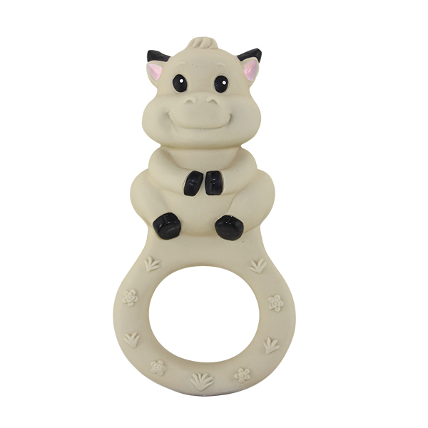 Latex Pet Toy, Latex Classic Rubber Cow Toy, Custom Make Latex Rubber