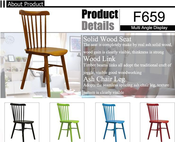 Luxury Fabric Upholstered Wood Easy Chair Cloth