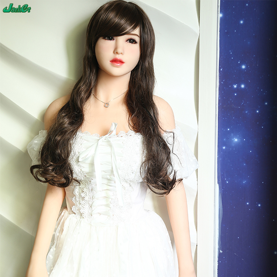 Jarliet Top Quality Asian Face Lifelike Small Breast Sex Doll Real Love Doll Girl Doll