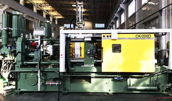 Cold Chamber Die Casting Machine C/480D
