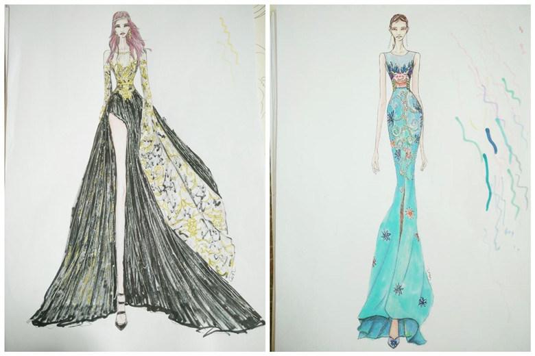 Ladies Lace Mermaid Bridal Wedding Dress Gown Mat-101