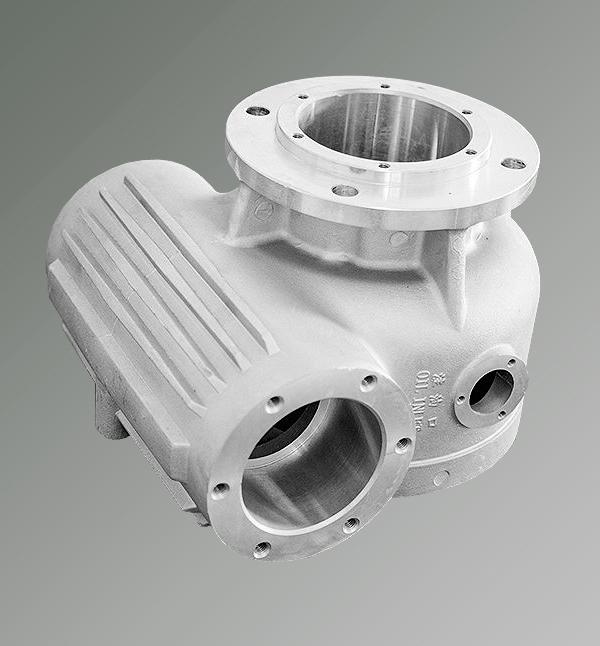 Tcw125 Aluminum Alloy Gearbox
