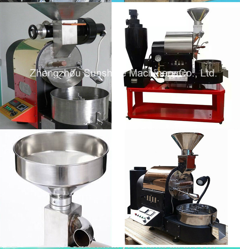 Top Sale Good Quality 304 Stainless Steel Mini Coffee Roaster