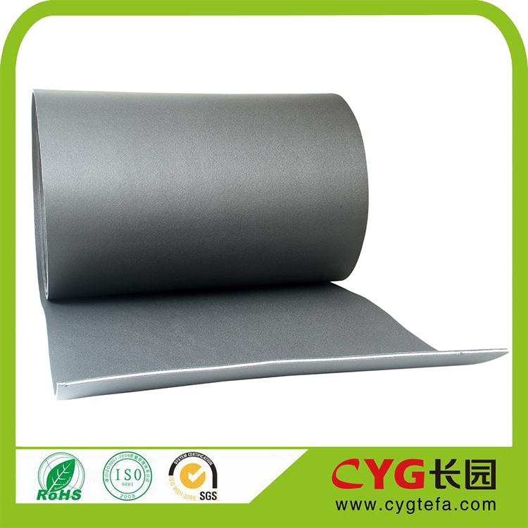 Carpet Underlay - Graphite - Brand New PE Foam, Quality Flooring Cheap Underlay