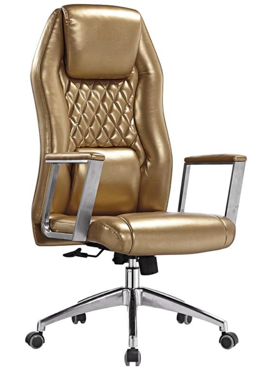Modern Luxury Leather High Back Office Executive Manager Chair (HF-A1505)