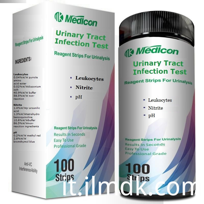 Urinary Tract Infection Test