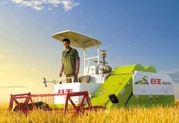 Agricultural Machines and Farm Equipments Rice Combine Harvester