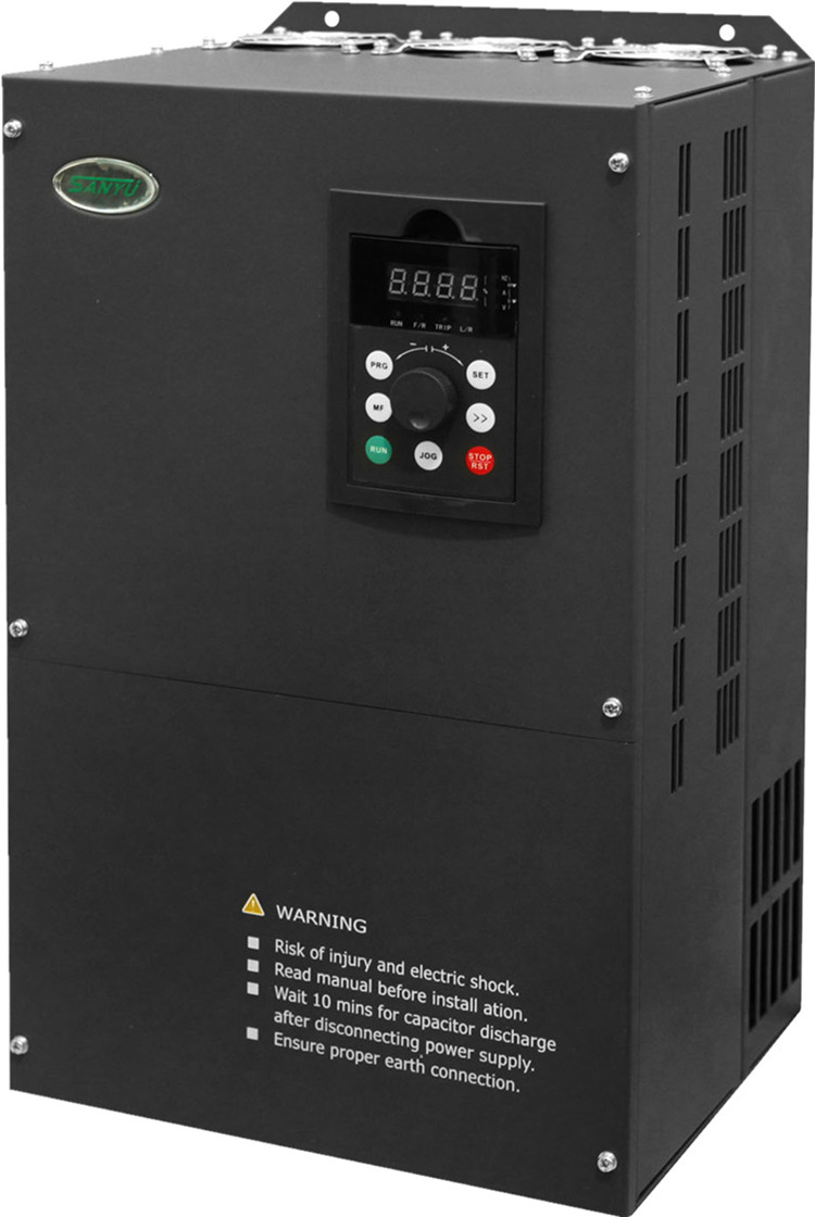 Sanyu SY8600 Series 0.75kw-630kw Vector Frequency Converter (SY8600-004G-4)