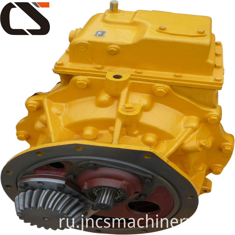 SD16TL bulldozer Transmission case 16Y-15-00000