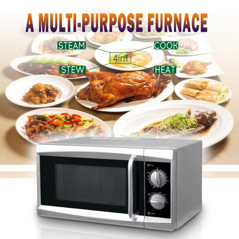 4 in 1 Multifuntional Hot Sell 23L/25L Microwave Ovens
